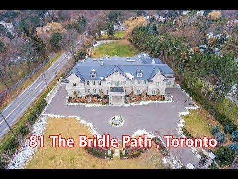 81 The Bridle Path,Toronto ,Canada