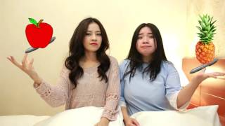 Chi Pu - Vân Anh cover PPAP (Pen Pineapple Apple Pen) siêu nhoi