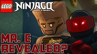 Ninjago: Season 9: MR. E is ECHO ZANE?
