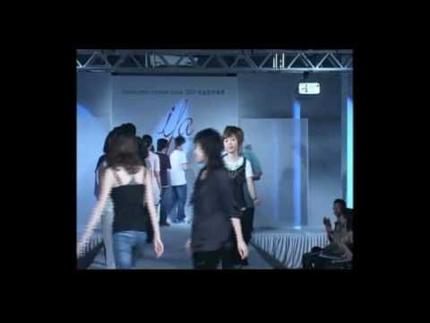 IFA Paris Fashion college 2007 fashion show 2