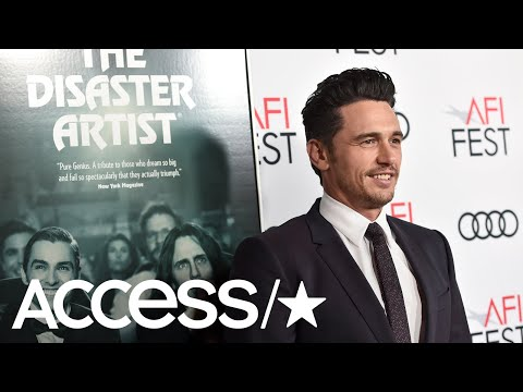 James Franco Responds To Sexual Harassment Allegations On 'Late Show' | Access