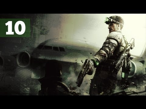 Прохождение Splinter Cell: Blacklist — Часть 3