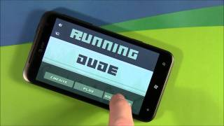 Windows Phone Game Review: Ruฑning Dude