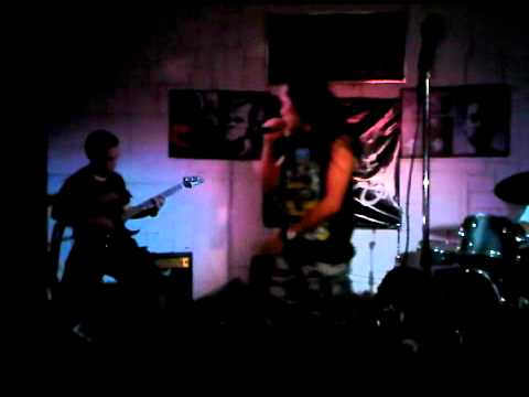 AlgalviA - Objection to Oneself New Song Live 2013 Part1