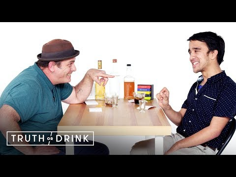My Professor & I Play Truth or Drink | Cut