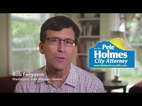 Bob Ferguson for Pete Holmes