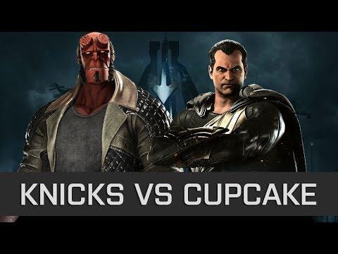 Injustice 2 - High Level FT10 - Emperor Knicks (Hellboy) vs Cupcake (Various)