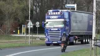 Scania R560 V8 GSG