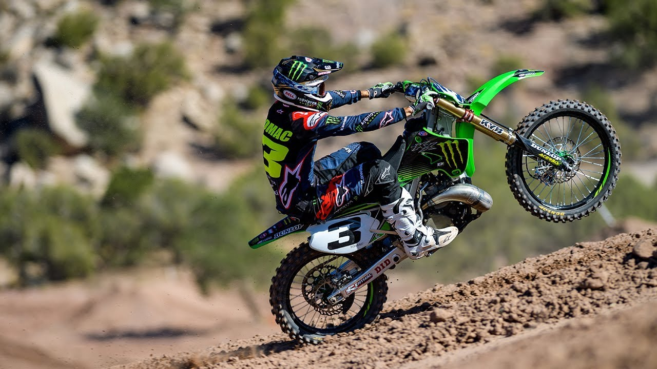 Dirt Shark: TwoMac Ft  Eli Tomac on Two Stroke