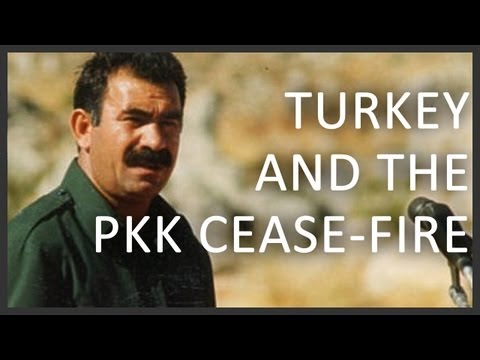 Turkey and the PKK cease-fire
