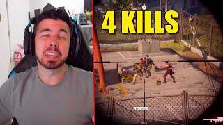 1 DISPARO = 4 KILLS | WARZONE FAILS y MEJORES MOMENTOS (Reaccionando)
