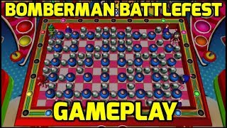 Bomberman Live Battlefest - Gameplay (Includes DLC Stages)