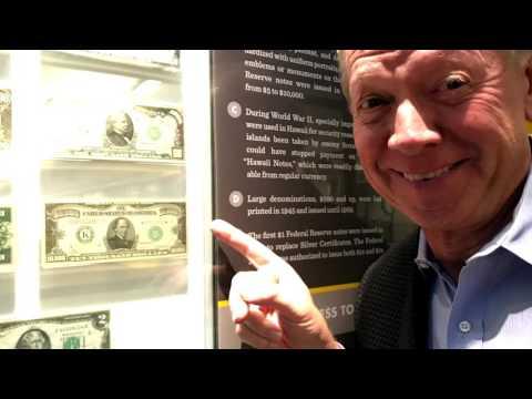 Matt Musil verifies: Salmon Chase on $10,000 bill