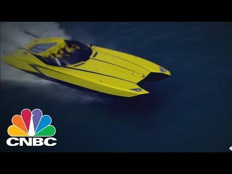 A 1 5 Million Lamborghini Boat Archives Cnbc Youtube
