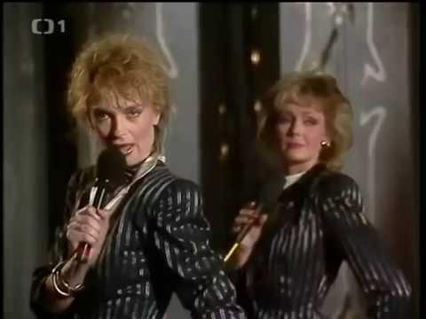 Ivana Chýlková a Helena Vondráčková - Máme tu stejnou touhu hrát (1989)