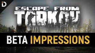 Escape From Tarkov: Beta Impressions