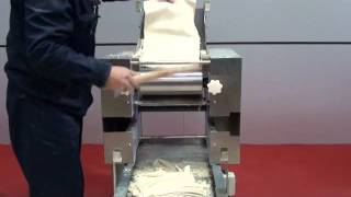 China Hot Sale Noodle Making Machine.flv