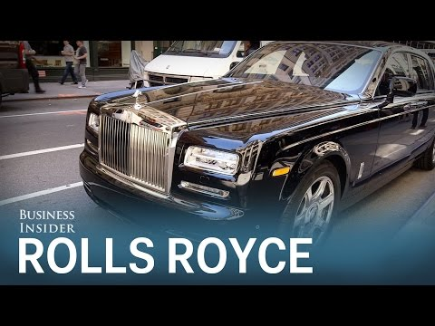 This $500,000 Rolls-Royce Phantom is like a yacht on wheels