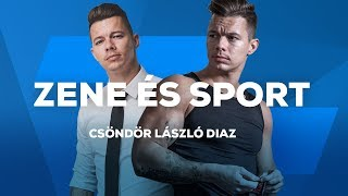 Zene és Sport   Motivációs előadás Csöndör László Diazzal