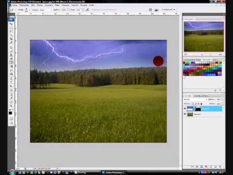 Photoshop: Alphakanal Und Farbe Von Gegenständen ändern