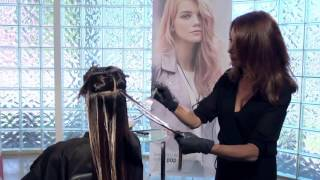 How-To: Balayage: Caramel Infused Brunette