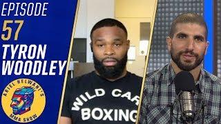 Tyron Woodley rips Covington-Usman trash talk, training with GSP | Ariel Helwani's MMA Show