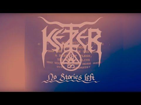 "Ketzer ""No Stories Left"" (OFFICIAL LYRIC VIDEO)"