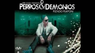 Kendo Kaponi - Perros Y Demonios (Prod. By Kronik, Santana Y Gaby Music)(ECRD.Com)