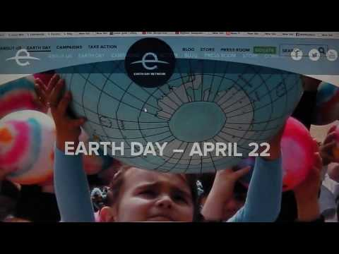 """The Paradigm Report: Earth Day and March for Science - NASA """"Science"""""""