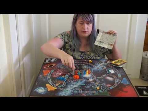 ASMR Board Games - Soft Spoken Whisper Ramble - Buccaneer and Solar Trader