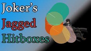 Explaining Joker's Jagged Hitboxes (Smash ultimate) Video