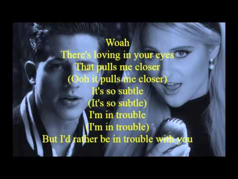 Charlie Puth - Marvin Gaye Ft. Meghan Trainor [Lyrics]