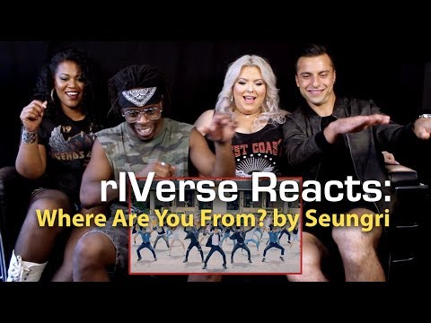 Download  rIVerse Reacts: Where Are You From? by Seungri ft.Mino - M/V Reaction Gratis, download lagu terbaru
