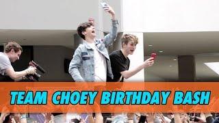 Team Choey Birthday Bash