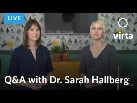 Dr. Sarah Hallberg (Live) on Ketogenic Diets and Diabetes