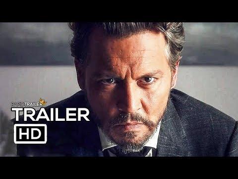 THE PROFESSOR Official Trailer (2019) Johnny Depp, Zoey Deutch Movie HD