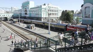 Le Transsibérien, de Moscou à Pékin