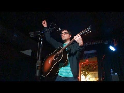 Rivers Cuomo - Sober Up AJR cover – Live in San Francisco