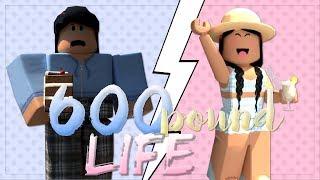MY 600 POUND LIFE!! I Roblox Bloxburg