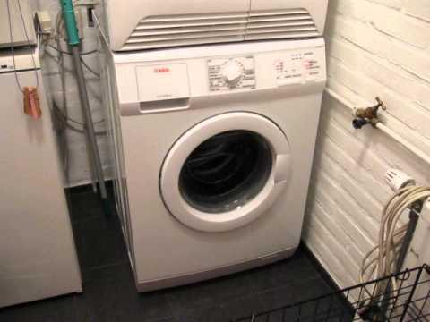 aeg wasmachine l56870 mvi 3258 youtube. Black Bedroom Furniture Sets. Home Design Ideas