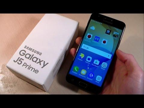 Обзор Samsung Galaxy J5 Prime (G570F)