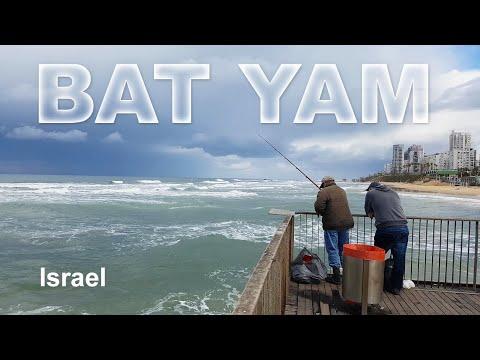 Israel, Walking In Bat Yam