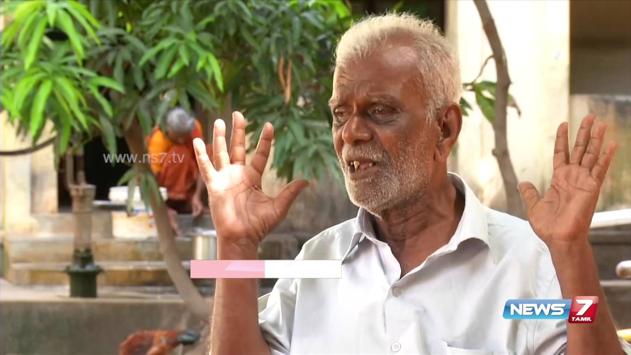 Superb Elderly People Shares Their Life At Old Age Home | News7 Tamil   YouTube