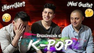 REACCIONANDO AL K-POP POR PRIMERA VEZ (BTS, EXO, GIRLS GENERATION) II ...