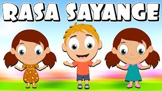 Rasa Sayange | Lagu Daerah Maluku | Budaya Indonesia | Dongeng Kita | Lagu Anak TV