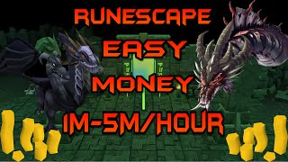 Money Making Guide 3 | Runescape 3 | 1M-5M/hour