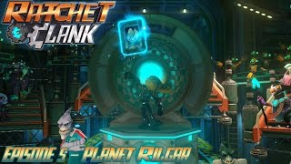 Ratchet & Clank PS4 - Episode 5: Planet Rilgar