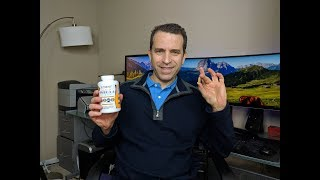 Dr. Tobias Omega 3 Fish Oil Review