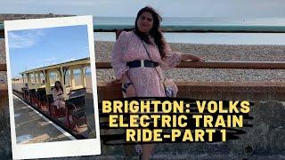 Brighton- Volks Electric Train Ride - Part 1