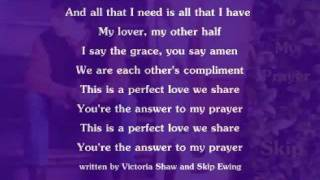 Skip Ewing - Answer To My Prayer ( + lyrics 1997) YouTube Videos